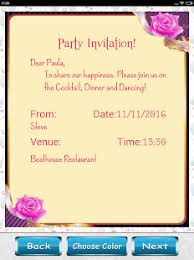invitation card party invitation card designer apps on play
