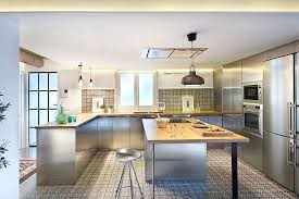 Lights In The Kitchen by Apartment In Benicàssim Relaxed Beach Life Wrapped In Industrial