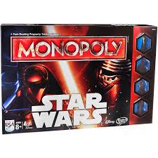 monopoly game star wars walmart com