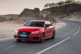 eye candy audi u0027s 400 horsepower 2018 rs 3 is a tt rs for those