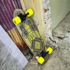 bustin modela bustin modela 33 complete longboardshop frontside