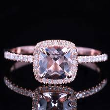 fine rings ebay images Ref gem6001 morganite diamond halo ring by craig marks diamonds jpg