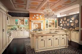 cuisine provencale avec ilot cuisine classique en bois avec îlot opera aster cucine vidéos