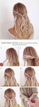 Hochsteckfrisurenen F Mittellange Haar Selber Machen by 100 Hochsteckfrisurenen F Lange Haare Zum Selber Machen