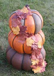 Halloween And Fall Decorations - cheery fall front door decorations the home depot blog