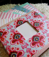 fabric photo album five favorite baby items a free baby book printable
