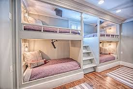 Built In Bunk Bed Built In Bunk Bed Design And Installation Toulmin Cabinetry Design