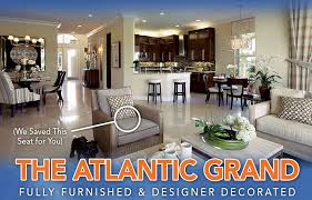 The Atlantic Grand FullyFurnished Decorated Model Home At - Decorated model homes