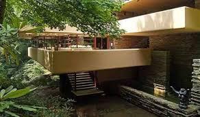 fallingwater extraordinary beautiful waterfall house in