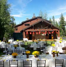 lake tahoe wedding venues lake tahoe wedding granlibakken conference center lodge