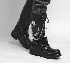 2015 top fashion street punk rock super cool men u0027s high ankle