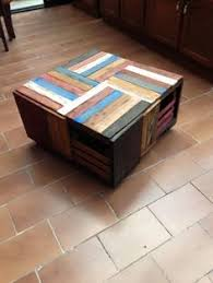 Diy Wood Crate Coffee Table by Diy Pallet Coffee Table1 Palets Mesas Pinterest Euro