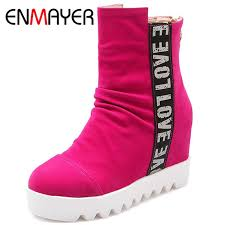 s boots pink s zippered winter boots mount mercy