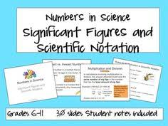 unit conversions dimensional analysis and scientific notation