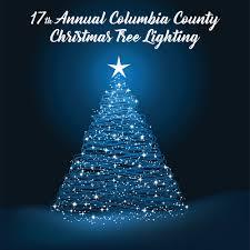 columbia county tree lighting towne center park