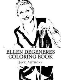 ellen degeneres coloring book jack anthony