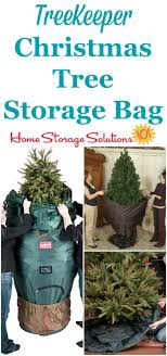 artificial tree storage bag store your tree without