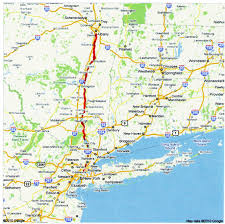 Map Ny Map Of Hudson New York New York Map