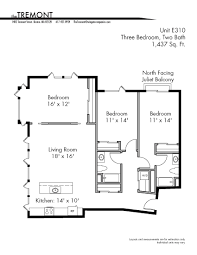 floor layouts unique floor plans the tremont boston luxury apartment