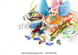 party candles fireworks festive set birthday party candles fireworks stock photo 397365391