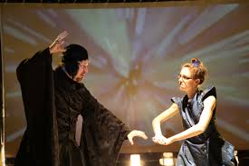 wizards and witches are battling it out on stage this month