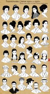 fashionable japan 1910s 1920s by lilsuika on deviantart