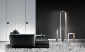 contour led floor lamp hivemodern com