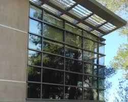 Metal Curtain Wall Crl Arch Tajima Custom Steel And Bronze Curtain Wall Systems