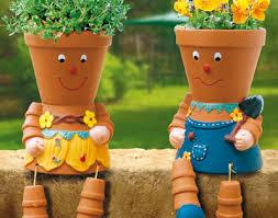 vasi decorativi rendiamo pi禮 allegro il giardino o il balcone