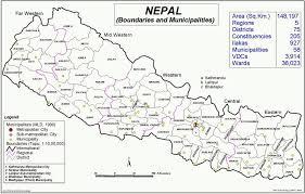 Lake Winnebago Map Nepal Map Of Nepal