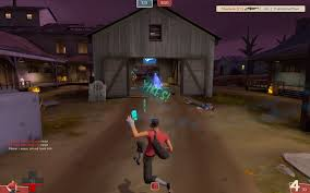 the team fortress 2 haunted halloween special secret option f