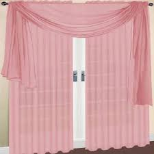 Curtains 60 X 90 Light Pink Sheers Curtains