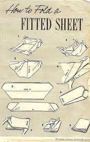 Folding Bed Sheets Solemn Fold Maternal Dementia