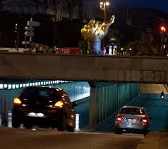 princess diana images pont de l u0027alma tunnel where diana died in a
