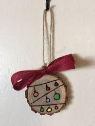 4 rustic reindeer decoration reindeer ornament