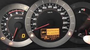 2012 toyota maintenance light reset toyota rav4 reset light