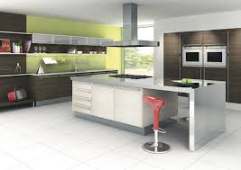 cuisine design blanche cuisine design blanche verte et bois wooden kitchen and kitchens
