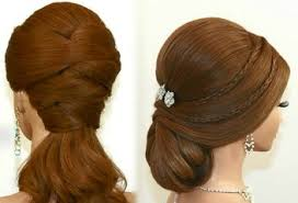pakistani hairstyles in urdu easy party hairstyles video dailymotion