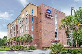 Comfort Suites Savannah Georgia Book Comfort Suites West Of The Ashley In Charleston Hotels Com