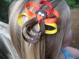 thanksgiving hair bows 50 thanksgiving hair bows ideas for your kids nona gaya