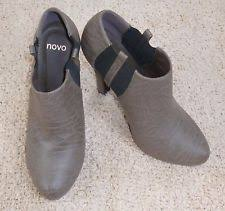 womens boots novo novo pull on boots for ebay