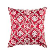 buy zevar garnet mother of pearl silk cushion cover 16