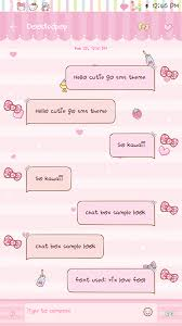 sms apk free hello cutie go sms 1 4 apk android personalization apps