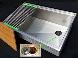 Small Kitchen Sinks ultraclean ledge kitchen sink ledges in the sink allow for a