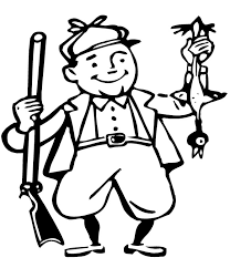 coloring pages cool hunting coloring pages 208 sick copy