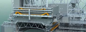 igus offshore application examples with energy chains and cables