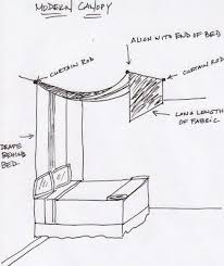 Girls Canopy Over Bed by Best 25 Diy Canopy Ideas On Pinterest Girls Bedroom Canopy Bed