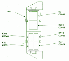2007 ford ranger auxiliary fuse box diagram u2013 circuit wiring diagrams