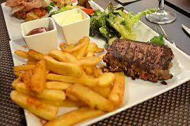 cuisine steak haché steak haché in more than just a burger buzztrips co uk