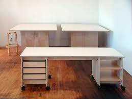 Work Table Desk Art Studio Furniture System Desks Work Tables And Conference